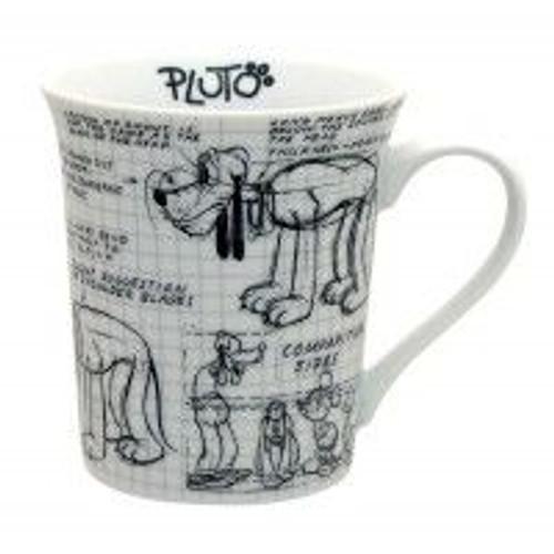 Sketchbook Pluto Mug 14oz.