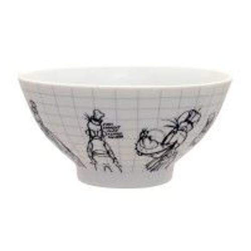 Sketchbook Goofy Soup Bowl