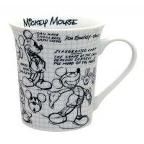 Sketchbook Mickey Mug 14oz.
