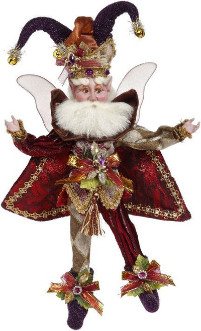 Court Jester Fairy
