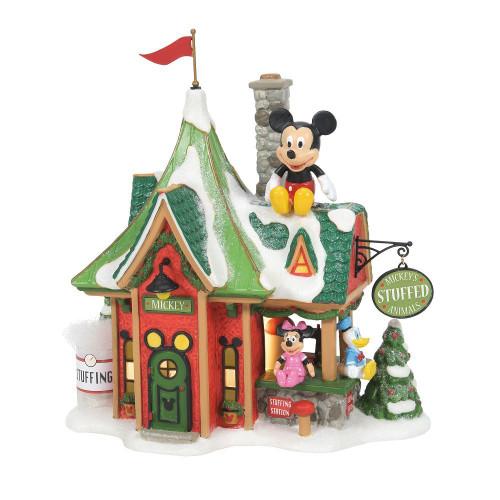 Mickey's Stuffed Animals