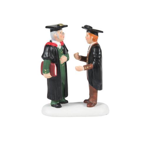 Oxford Professor & Student