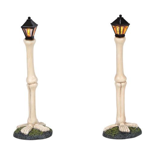 Femur Bone Street Lights