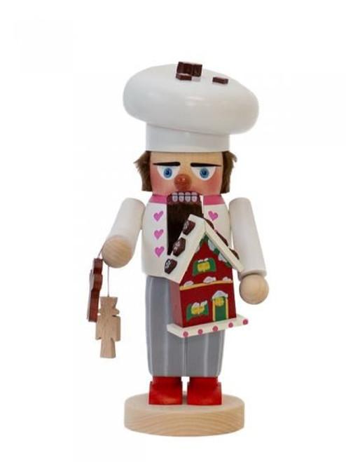 Chubby Gingerbread Baker
