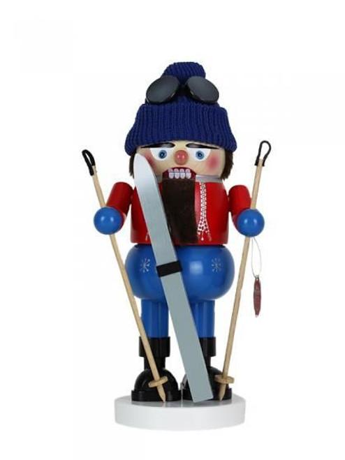 Gnome Skier