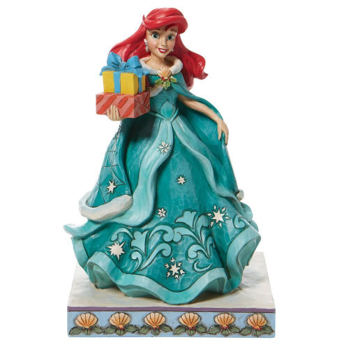 Ariel with Gifts