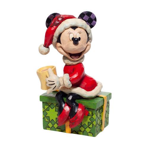 Santa Minnie w/Hot Chocolate