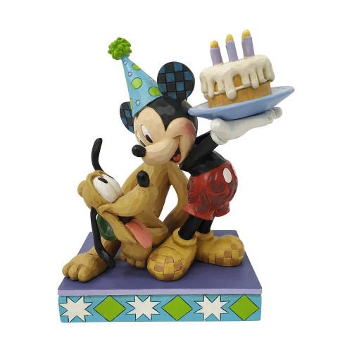 Pluto and Mickey Birthday
