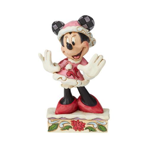 Minnie Christmas Personality