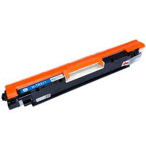 1 Go Inks Cyan Laser Toner Cartridge to replace HP CE311A Compatible / non-OEM for HP Colour & Pro Laserjet Printers