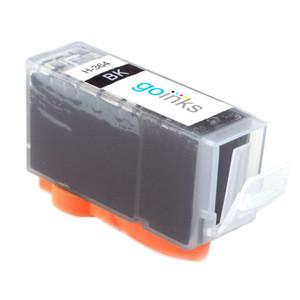 1 Go Inks Compatible Black HP 364 XL (HP364Bk) Printer Ink Cartridge Compatible / non-OEM for HP Photosmart Printers