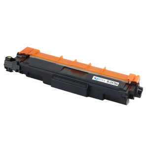 1 Go Inks Black Laser Toner Cartridge to replace Brother TN247Bk (XL Capacity) Compatible / non-OEM for Brother DCP, MFC & HL Printers
