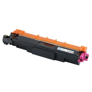 1 Go Inks Magenta Laser Toner Cartridge to replace Brother TN247M (XL Capacity) Compatible / non-OEM for Brother DCP, MFC & HL Printers