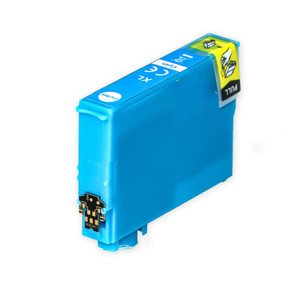 1 Go Inks Cyan Ink Cartridge to replace Epson 603XLC Compatible / non-OEM for Epson WorkForce & Expression Printers