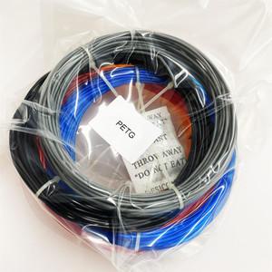 Go Inks PETG Rainbow Pack 1.75mm 3D Printer Filament 5 Colours (10m per Colour)