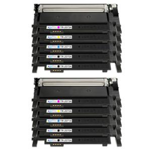 2 Go Inks Set of 4 + Extra Black Laser Toner Cartridges to replace HP W2070A, W2071A, W2072A, W2073A (117a) Compatible / non-OEM for HP Colour Laser Printers