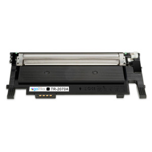 1 Go Inks Black Laser Toner Cartridge to replace HP W2070A (117a) Compatible / non-OEM for HP Colour Laser Printers