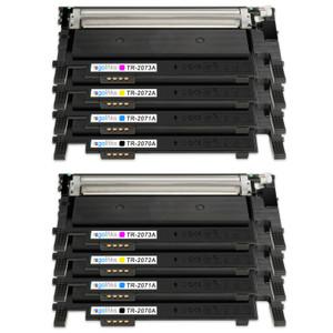2 Go Inks Set of 4 Laser Toner Cartridges to replace HP W2070A, W2071A, W2072A, W2073A (117a) Compatible / non-OEM for HP Colour Laser Printers