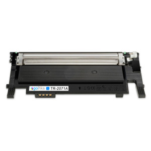1 Go Inks Cyan Laser Toner Cartridge to replace HP W2071A (117a) Compatible / non-OEM for HP Colour Laser Printers