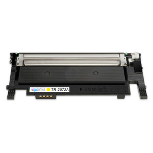 1 Go Inks Yellow Laser Toner Cartridge to replace HP W2072A (117a) Compatible / non-OEM for HP Colour Laser Printers