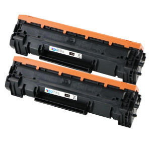 2 Go Inks Black Laser Toner Cartridges to replace HP CF244A (44A) Compatible/non-OEM for HP Laserjet Pro Printers