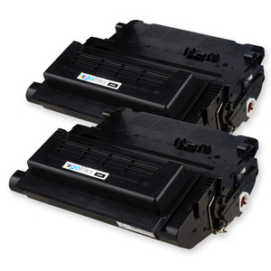 2 Go Inks Black Laser Toner Cartridges to replace HP CC364A (64A) Compatible/non-OEM for HP Laserjet Pro Printers