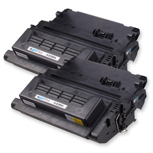 2 Go Inks Black Laser Toner Cartridges to replace HP CE390A (90A) Compatible/non-OEM for HP Laserjet Pro Printers