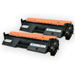 2 Go Inks Black Laser Toner Cartridges to replace HP CF230A (30A) Compatible/non-OEM for HP Laserjet Pro Printers