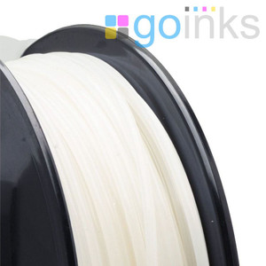 Go Inks Natural 3D Printer Filament - 1KG - PLA - 1.75mm