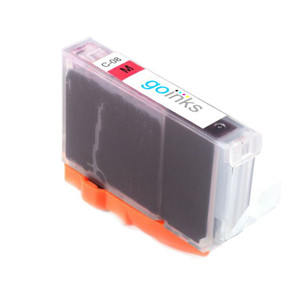 1 Go Inks Magenta Ink Cartridge to replace Canon CLI-8M Compatible / non-OEM for PIXMA & Pixus Printers