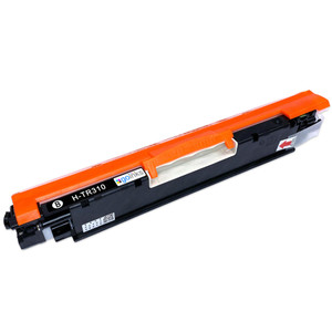 1 Go Inks Black Laser Toner Cartridge to replace HP CE310A Compatible / non-OEM for HP Colour & Pro Laserjet Printers