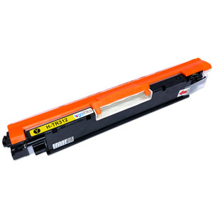 1 Go Inks Yellow Laser Toner Cartridge to replace HP CE312A Compatible / non-OEM for HP Colour & Pro Laserjet Printers