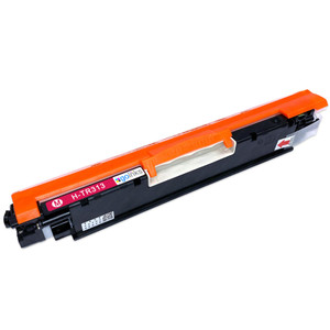 1 Go Inks Magenta Laser Toner Cartridge to replace HP CE313A Compatible / non-OEM for HP Colour & Pro Laserjet Printers