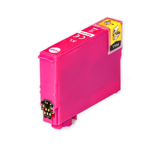 1 Go Inks Magenta Ink Cartridge to replace Epson 502XLM Compatible / non-OEM for Epson WorkForce & Expression Printers