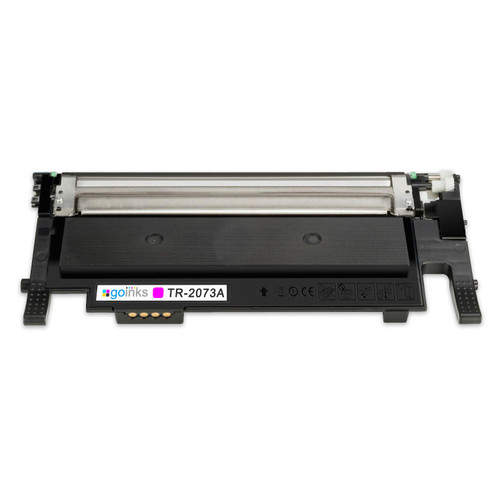 1 Go Inks Magenta Laser Toner Cartridge to replace HP W2073A (117a) Compatible / non-OEM for HP Colour Laser Printers