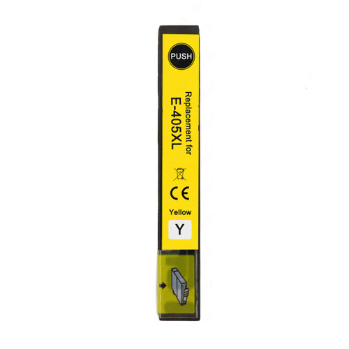 1 Go Inks Yellow Ink Cartridge to replace Epson 405XLY Compatible/non-OEM for Epson WorkForce Printers