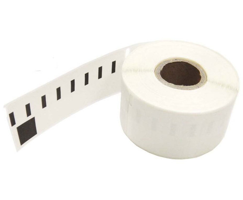 1 Go Inks Compatible Roll of Labels to replace Dymo / Seiko 99012 (Labels: 260, Size: 36 x 89 mm)