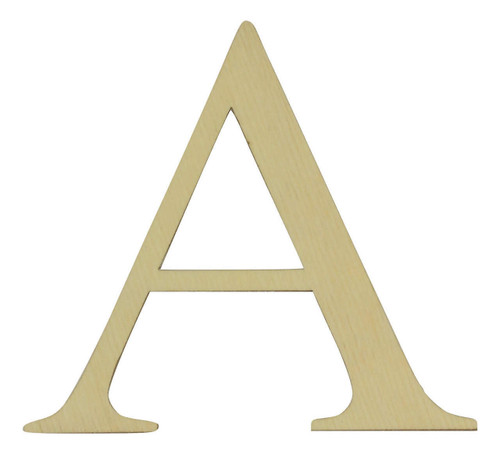 """Pine Arial 5/"""" to 11/"""" Individual Wooden Letters Numbers"""