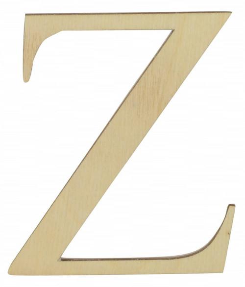 Wooden Greek Letters Unfinished Wood Greek Letters