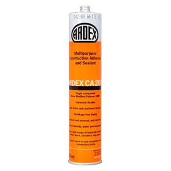 ARDEX CA 20 P Multi-Purpose Construction Adhesive & Sealant 310ml