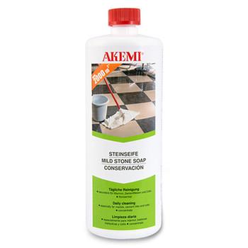 Akemi Mild Stone Soap 1 Litre