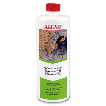 Akemi Rust Remover 1 Litre