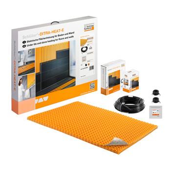 Schluter Ditra Heat E Duo S Kit
