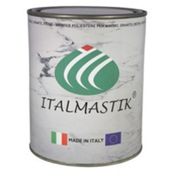 Italmastik Solid Clear Polyester Resin 4 Litre
