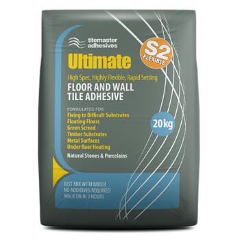 Tilemaster Ultimate Grey 20kg