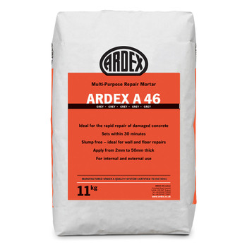 ARDEX A 46 Multi-Purpose Repair Mortar 11kg