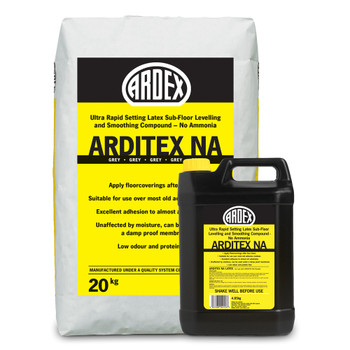 ARDEX Arditex NA Part A (Powder) 20kg + Part B (Latex) 4.85kg