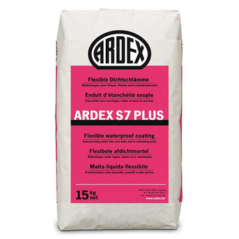 ARDEX S 7 Plus Flexible Waterproof Coating for Swimming Pools 15kg