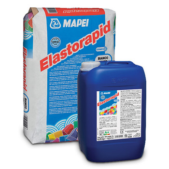 Mapei Elastorapid White Part A 20kg + Part B 5kg