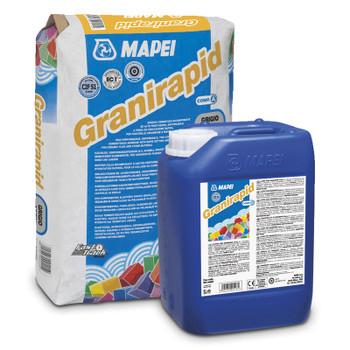 Mapei Granirapid White Part A 18kg + Part B 4.4kg